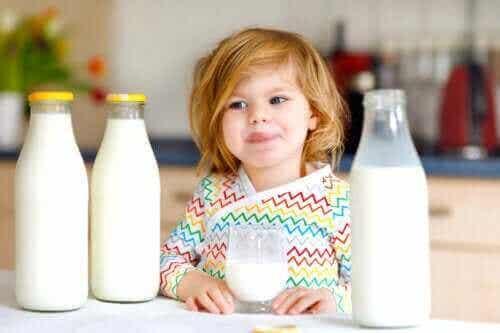【アレルギーとの共存】子どもの牛乳アレルギー