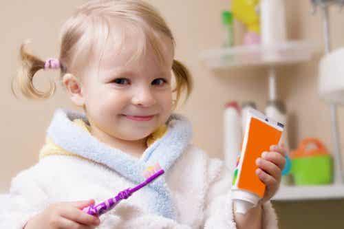 子どもの歯の健康を保つ
