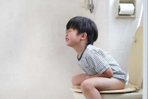 子ども 下痢 宿便性下痢 症状