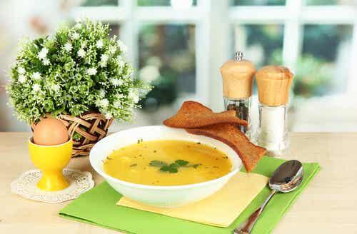 お鍋 簡単 スープ レシピ